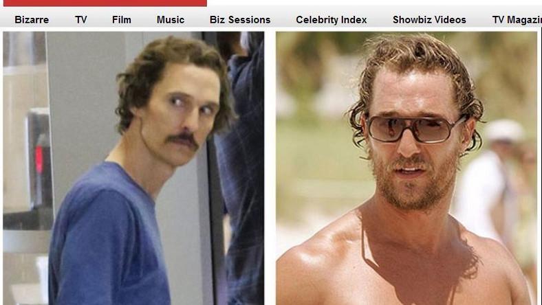 McConaughey rozpoczął przygotowania do filmu już kilka miesięcy temu. Ostatnie wykonane przez reporterów zdjęcia przedstawiają jeszcze bardziej wychudzoną sylwetkę aktora