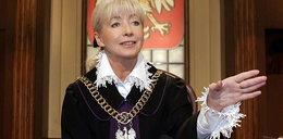 Sędzia Wesołowska kupuje w luksusowych butikach