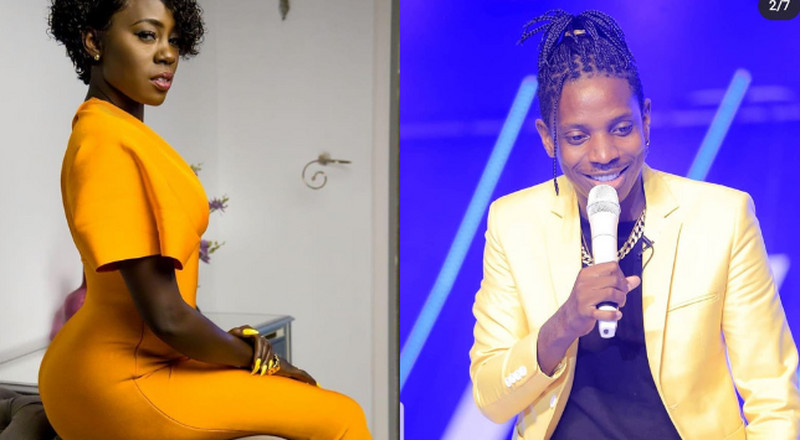Akothee's Birthday message to Eric Omondi that will leave you in stitches