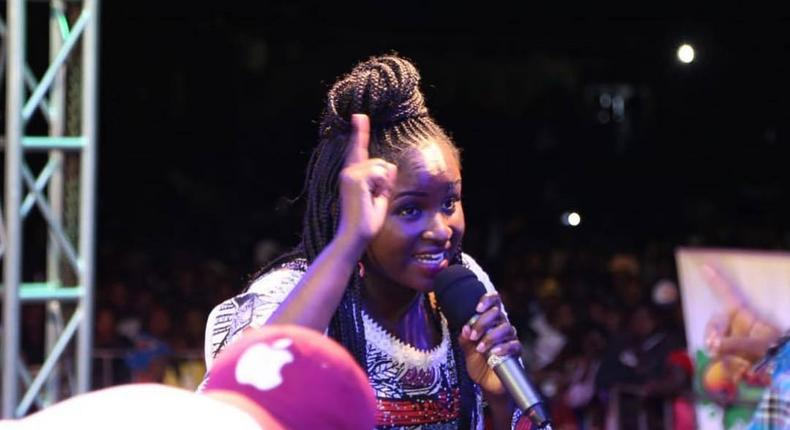 Singer Mercy Masika (Instagram)