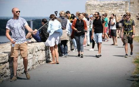 Najviše turista iz Turske i Izraela