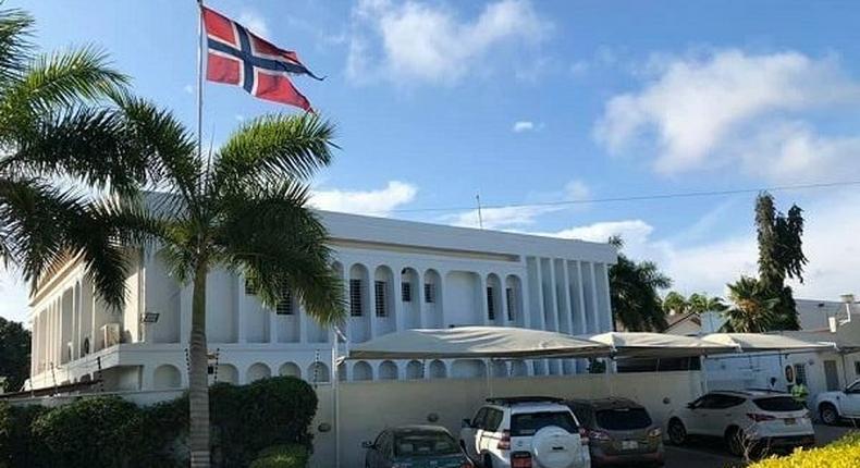 Norway embassy in Ghana