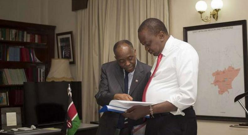 Salary cuts for junior civil servants expected to boost  Kenya's Covid19 fund