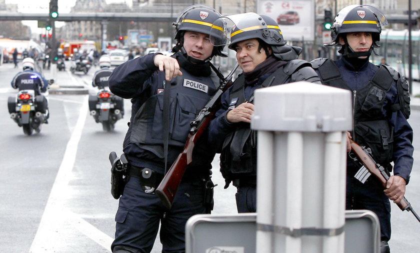 Francuska policja udaremniła atak terrorystyczny