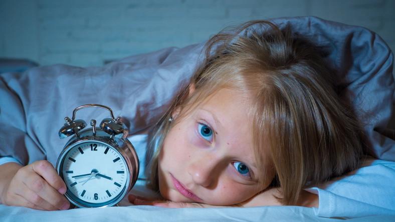 Bezsenność u dziecka
