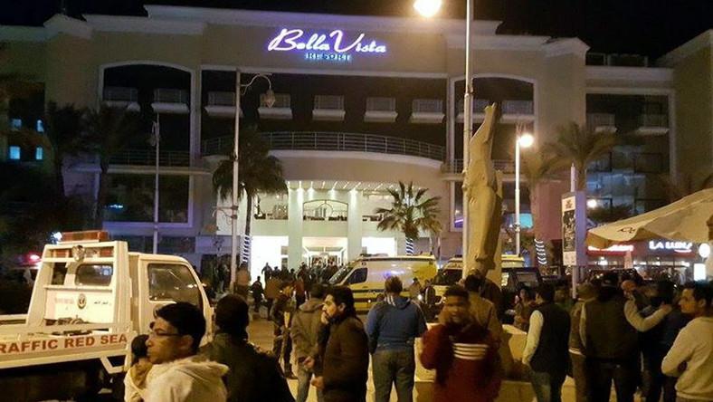 Hurghada, Egipt. Terroryści zaatakowali turystów