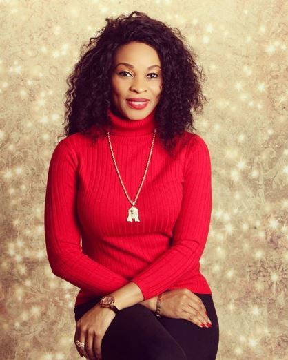 For Georgina Onuoha, as long as she is legally married and isn't selling her body to men for peanuts, she shouldn't give a hoot about the views of a selected few [Instagram/GeorginaOnuoha]