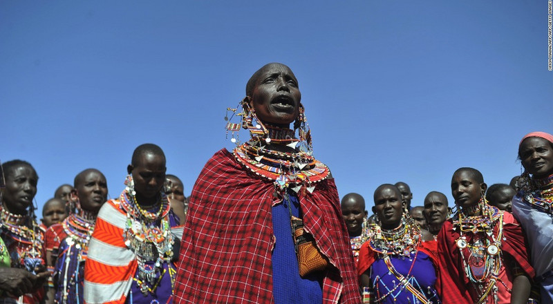 7 strange traditions across Africa