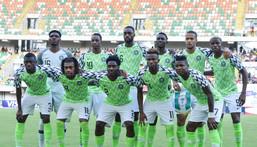 Super Eagles of Nigeria beat Benin Republic 2-1 on Wednesday (Twitter/Super Eagles)
