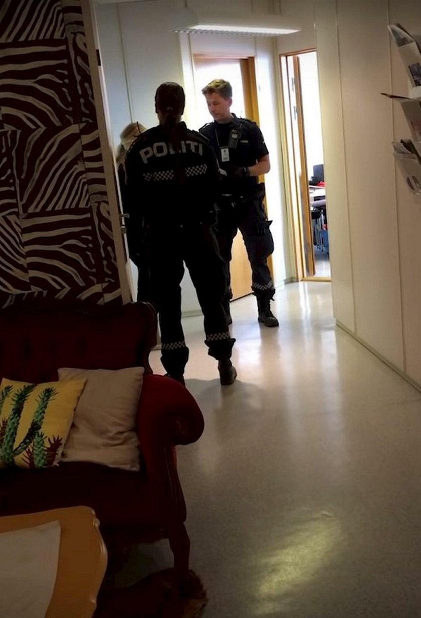 Konsul Sławomir Kowalski wyrzucony przez norweską policję
