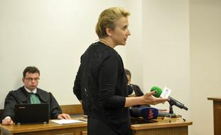 Scheuring-Wielgus: Komendant Główny Policji wnioskuje o odebranie mi immunitetu