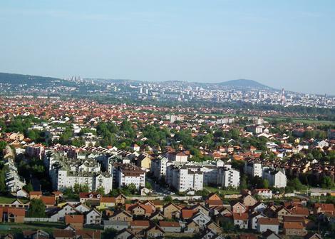 Borča, najveće obodno naselje Beograda