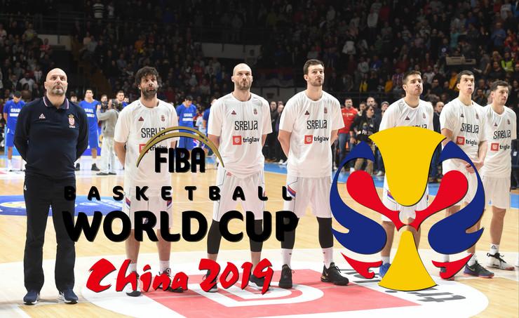 Košarkaška reprezentacija Srbije, Mundobasket 2019