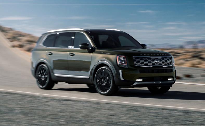 """Kia Telluride - finalista w głównej kategorii """"World Car of the Year 2020"""""""