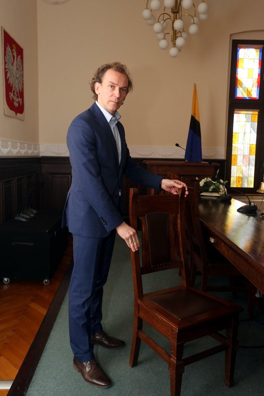 Marek Szczepański, starosta