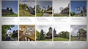 Wirtualne zwiedzanie drewnianych kościołów Śląska Cieszyńskiego