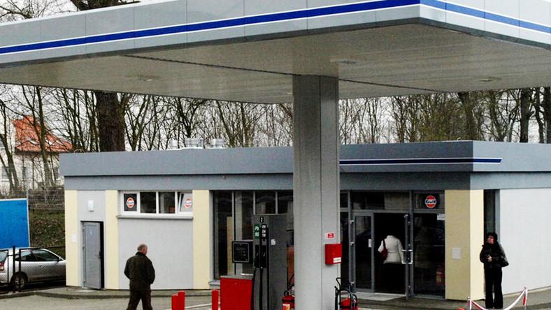 Gorzowska policja otworzyła stację benzynową