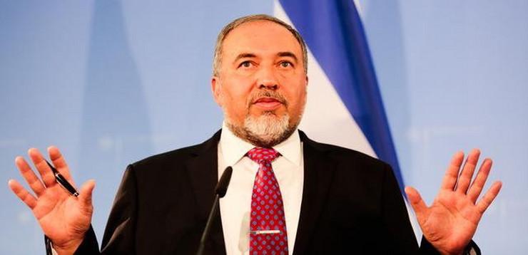 Avigdor Liberman, šef izraelske diplomatije