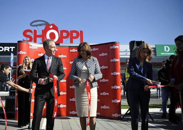 Shoppi su danas svečano otvorili gradonačelnica Smedereva i direktor MPC Propertis