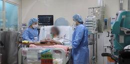 Koronawirus uderza w Azji. Padł rekord