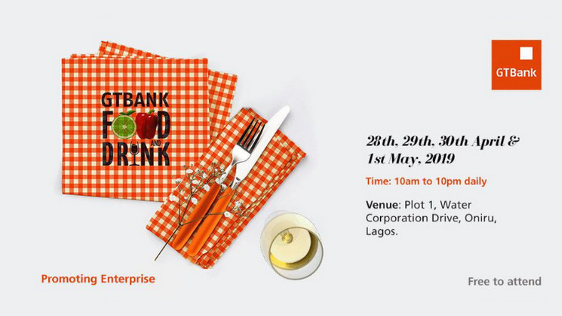 More culinary experts announced for the GTBank Food and Drink  Festival Masterclass