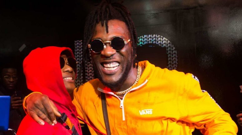 Wizkid, Davido, others talk about Burna Boy's Grammy nomination. (Naija Music)