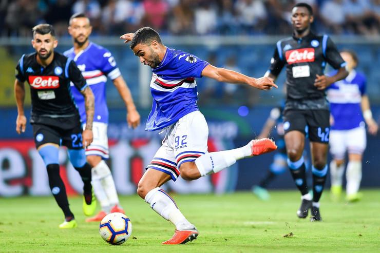 FK Napoli, FK Sampdorija