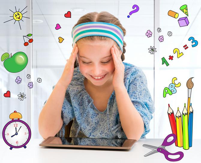 Učenje je mnogo zabavnije kada su udžbenici oplemenjeni mnogobrojnim audio-vizuelnim sadržajima