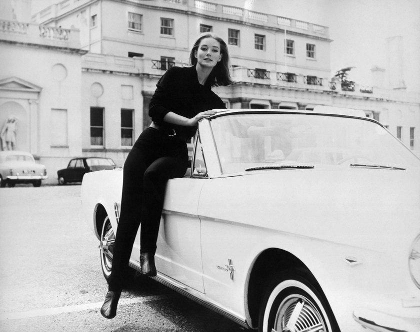 Nie żyje dziewczyna Bonda. Miała 78 lat
