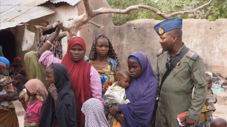 Captives rescued from Sambisa Forest