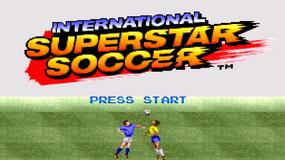 International Superstar Soccer - gameplay 1