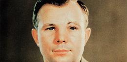 Jurij Gagarin sfałszował życiorys, by polecieć w kosmos
