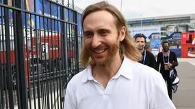 Lewandowski, Milik i Błaszczykowski u Davida Guetty