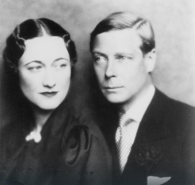 Edward Windsor i Wallis Simpson