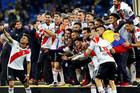"""""""BILA NAM JE ČAST"""" Čelnici Reala nisu krili sreću zbog organizacije finala Kopa Libertadores /VIDEO/"""
