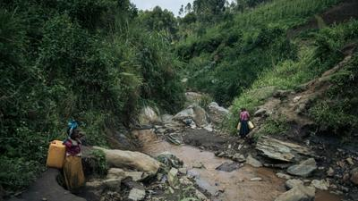 Cholera deepens misery in eastern DR Congo's 'forgotten' crisis