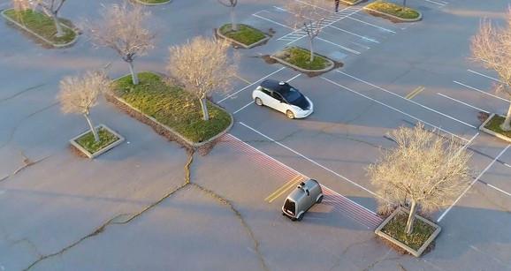 Na tržištu autonomnih vozila vlada velika konkurencija