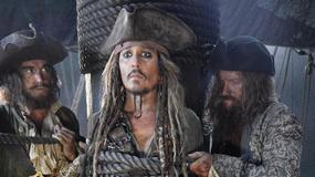 """""""Piraci z Karaibów 5"""": Johnny Depp na pierwszym zdjęciu"""