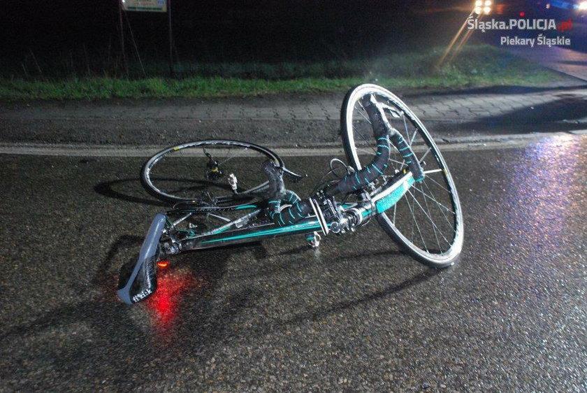 Dramat rowerzystów