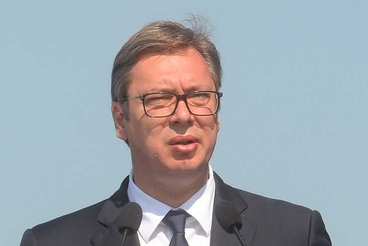 Pranjani, Vučić