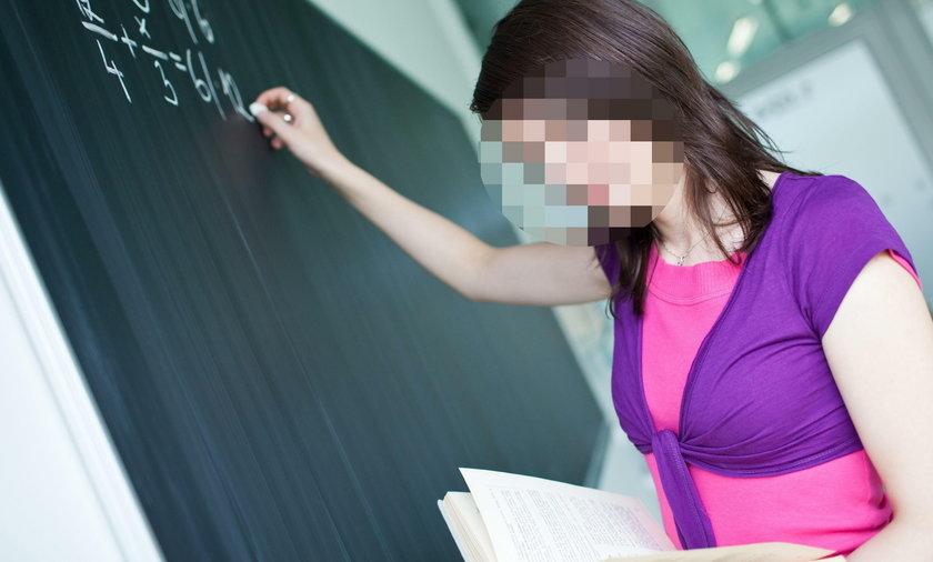 Nauczycielka uderzyła siedmiolatka w twarz. Jest zawieszona