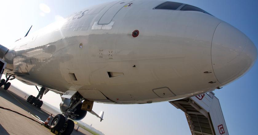 MD-11 - samolot cargo UPS