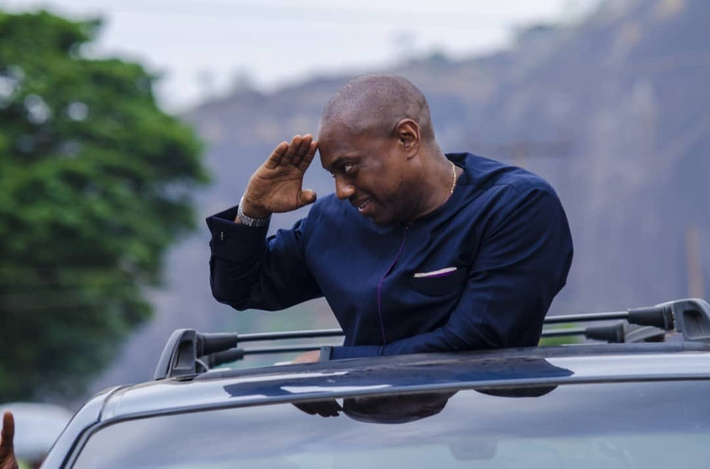 Fela Durotoye believes Nigeria can do so much better with a change of leadership and an overhaul of the old political class [Twitter/@feladurotoye]