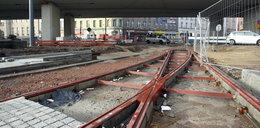 Remont torowiska w Chorzowie. Utrudnienia potrwają do czwartku