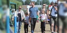 Gwyneth Paltrow i Chris Martin razem na wakacjach