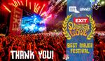 DA SE SRBIJA PONOSI EXIT je najbolji Evropski festival!