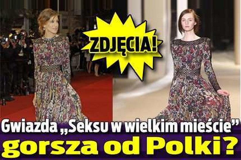"""Gwiazda """"Seksu..."""" gorsza od Polki? FOTO"""