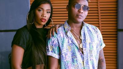Bright O and Wathoni of BBNaija star opposite Reekado Banks and Tiwa Savage in new video for, 'Speak To Me'