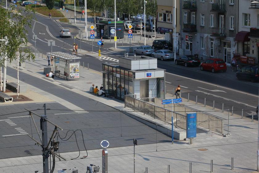 Plac Szembeka do poprawki. Urzędnicy chcą wydać ponad 400 tysięcy na miejski szalet i fontannę