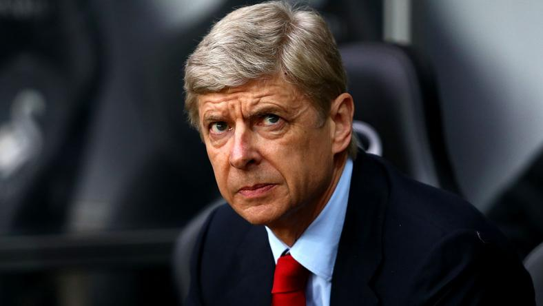 Arsenal boss, Arsene Wenger